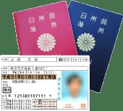 日本国発行パスポート