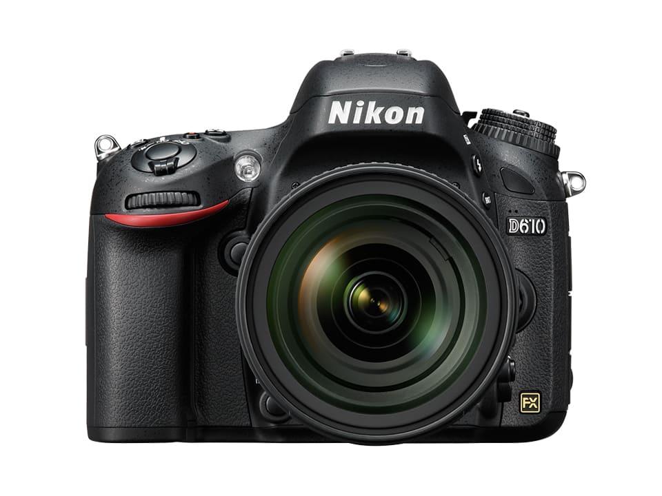 D610 レンズキット(28-300mm VR)