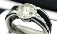 イエローやブラウンのダイヤの例