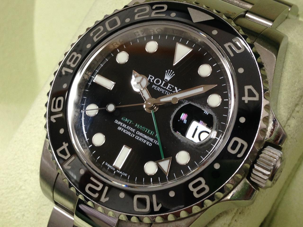 GMTマスターⅡ Ref.116710LN