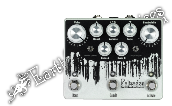 EarthQuaker Devices (アースクエイカー)