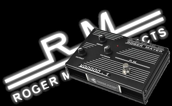 ROGER MAYER(ロジャー・メイヤー)