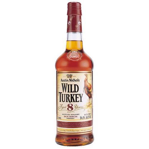 ワイルドターキー(WILD TURKEY)~バーボン・お酒