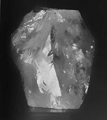 Cullinan Diamond(カリナンダイヤモンド)3106.75ct