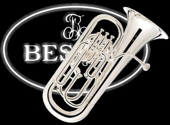 Besson(ベッソン) 管楽器/ユーフォニウム