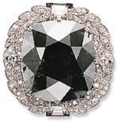 Black Orlov(ブラックオルロフ・ダイヤモンド) 67.5ct
