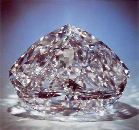 Centenary Diamond(センテナリーダイヤモンド)273.85ct