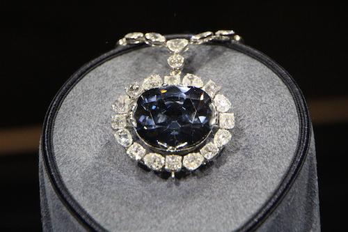Hope Diamond(ホープダイヤモンド)45.52ct