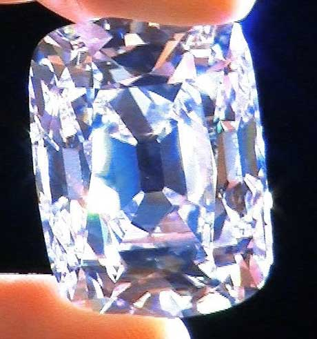 Archduke Joseph Diamond(アーチデュークヨーゼフダイヤモンド)76.45ct