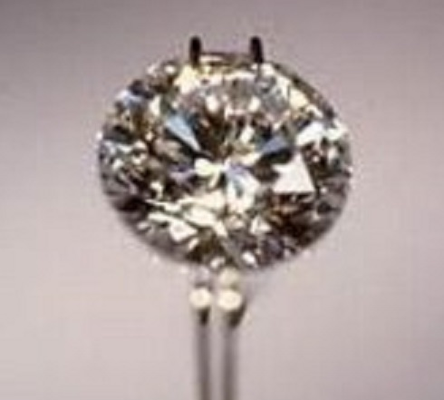 Strawn-Wagner Diamond(ストローンウェイジャーダイヤモンド)3.09ct