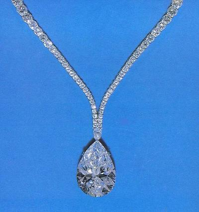 Taylor Burton Diamond(テイラー・バートン・ダイヤモンド)68.0ct