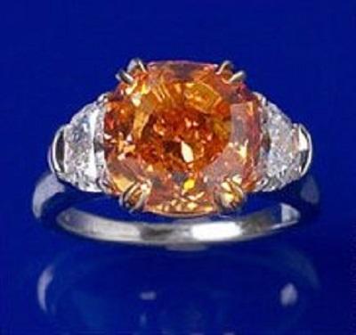 Pumpkin Diamond(パンプキンダイヤモンド) 5.54ct